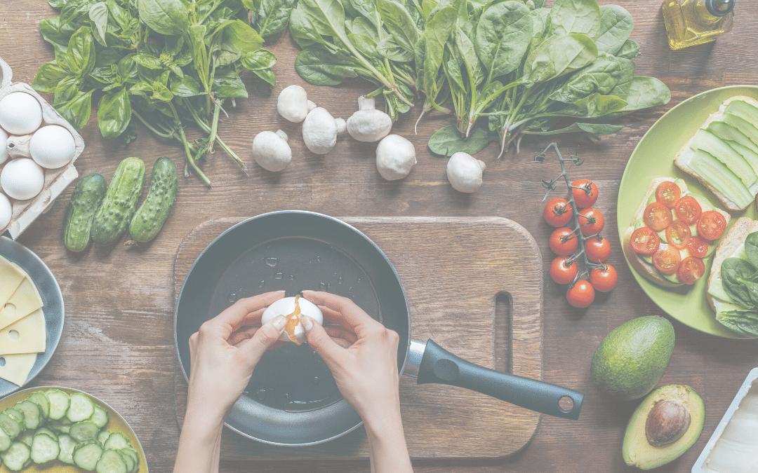 Hormone in Balance durch die richtige Ernährung