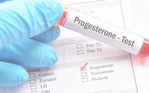 Progesteronmangel