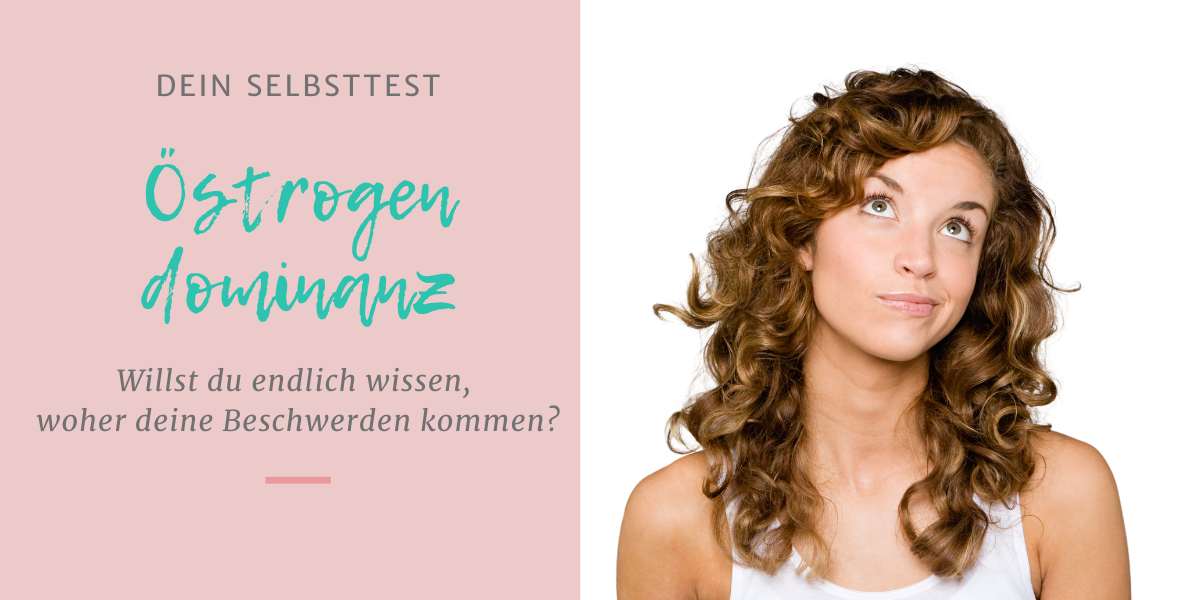 östrogendominanz test